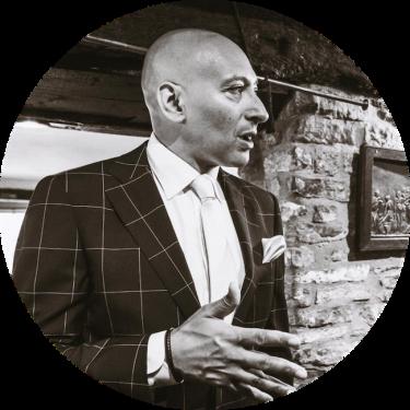 Nick Marr Founder of MarrDigital Digital Marketing Agency Wokingham Berkshire