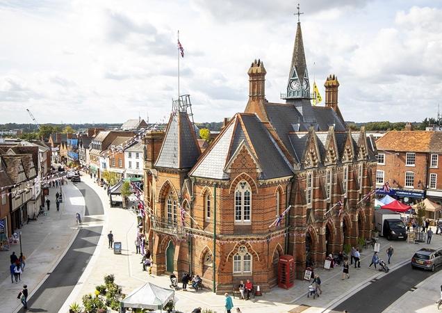 Wokingham Digital Marketing by MarrDigital